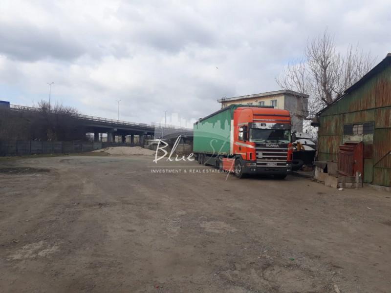 Fabrica de Paine Dobrogea - POd IPMC - teren 3.400 mp., constructii , utilitati,