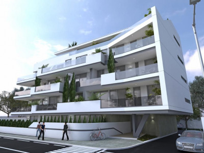 Residence  Luxury B3 Mamaia Nord,parter cu curte de 86 mp