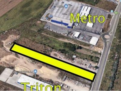 Metro I - deschidere la bd. Aurel Vlaicu, 5.000 mp.
