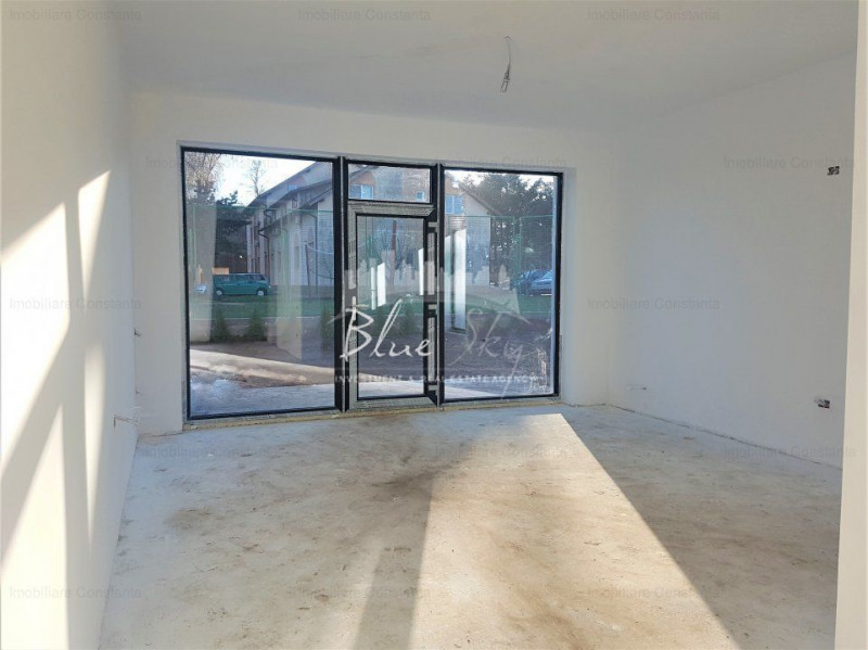 Agigea (Centru), P+1 stil mediteranean, constructie 2019