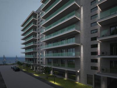Apartament cu 2 camere in bloc finalizat