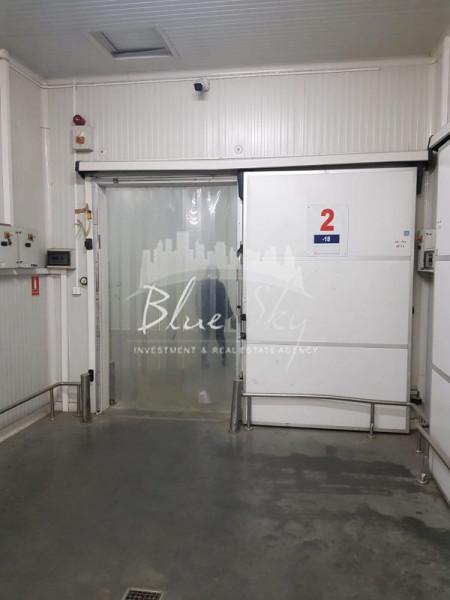 Zona Industriala, spatii frigorifice, 1160 mp.