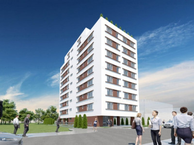 Anda- bloc nou, apartament cu loc de pacare inclus