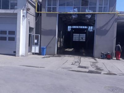 Zona Industriala, complex hale, suprafete 100 - 350 mp.