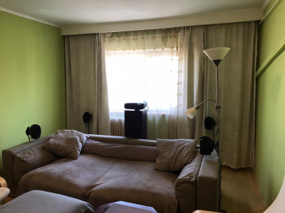 Casa de Cultura, apartament 2 camere mobilat si utilat