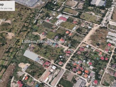 Kamsas,teren intravilan pentru constructie vila