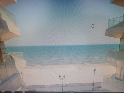 Mamaia Nord , 3 camere finisat , vedere frontal mare