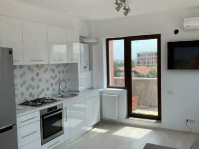 Tomis Plus -Boreal - Apartament 2 camere lux cu terasa de 110 mp