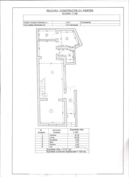 Ultracentral, P+1, 4 camere, 200 mp., IDEAL BIROURI