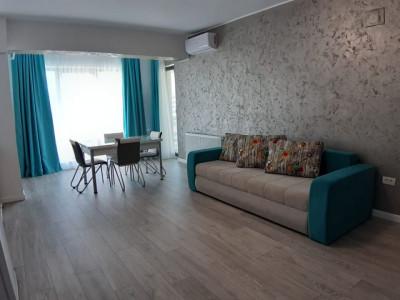 Zona Phonicia ,Apartament mobilat si utilat ,lux ,vedere la mare si lac