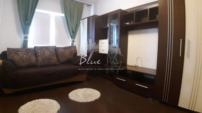 Dacia -Apartament cochet 3 camere decomandat ,centrala pe gaz