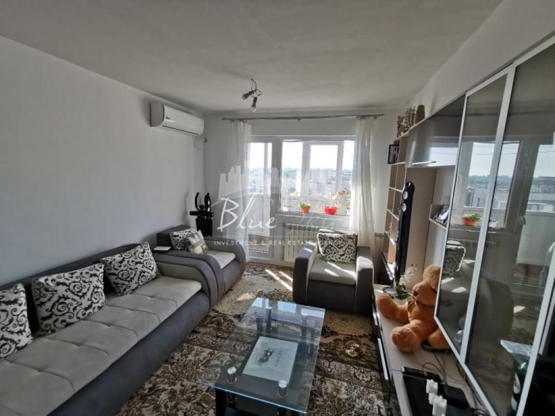 Tomis Plus - Apartament 2 cam ,etaj intermediar,bucatarie inchisa+ loc  parcare
