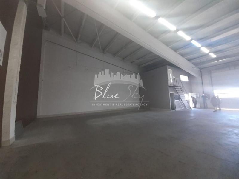 Zona Industriala - Aurel Vlaicu, hale 220 -440 mp., gaze, renovate