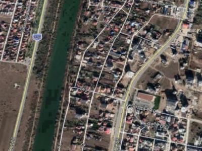 Mamaia Nord (T-uri), teren ideal constructie BLOC, PENSIUNE, 1.225 mp.