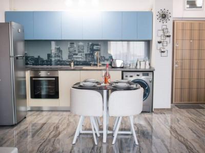 Statiunea Mamaia, apartament mobilat si utilat, lux+ loc de parcare
