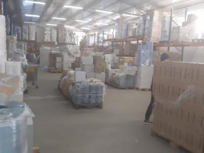 Zona Industriala , hala renovata, 1.250 mp., gaze