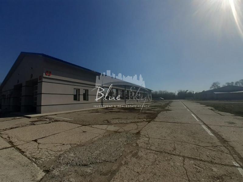 Zona Industriala - I.C. Bratianu,  hala renovata 2019, 600 mp.