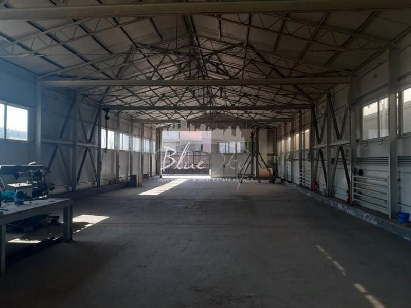 Zona Industriala ( Varianta Aurel Vlaicu), eurohala 320 mp. , teren 1.000 mp.