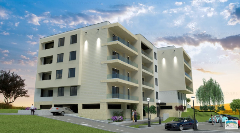 Proiectul Rezidential Tomis Nord