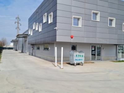 Zona Industriala, eurohala 600 mp. + birouri 326 mp., platforma