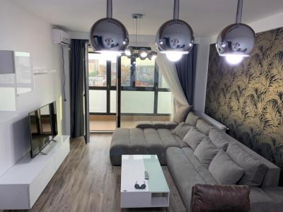 Tomis Plus -Apartament cochet 2 cam, mobilat utilat ,bloc nou