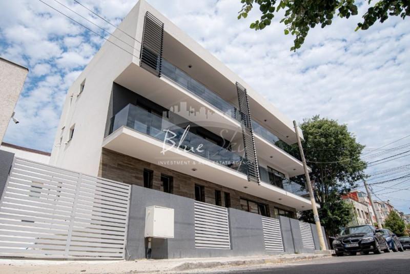 Faleza Nord, imobil P+3, 680 mp., constructie 2021