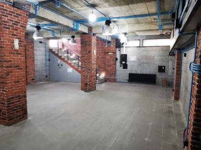 Tomis Nord, spatiu comercial amenajat stil industrial, 126 mp.