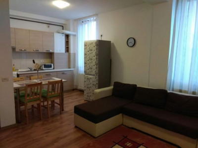 Capus  Universitar Bloc nou - Apartament cochet 2 cam, termen lung