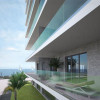 Sea View Luxury Residence, vedere frontal mare, bloc finalizat