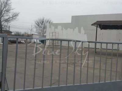 Pod Butelii, eurohala 1.200 mp,, birouri, acces facil
