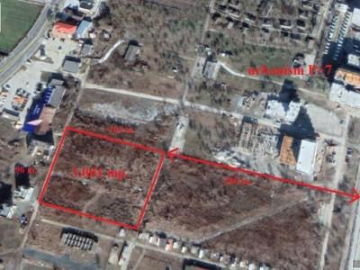 Mamaia Nord, 3.000 mp.,IDEAL constructii rezidentiale (P+8)