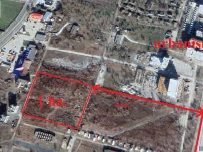 Mamaia Nord, 10.000 mp.,IDEAL constructii rezidentiale (P+8), posib.parcelare