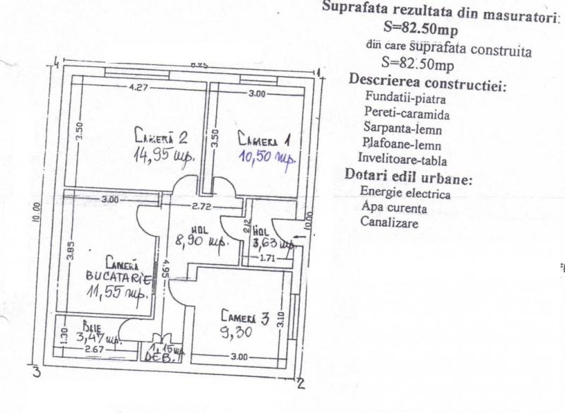 Ultracentral, IDEAL birouri,cabinete, 3 camere, renovat integral,82 mp.