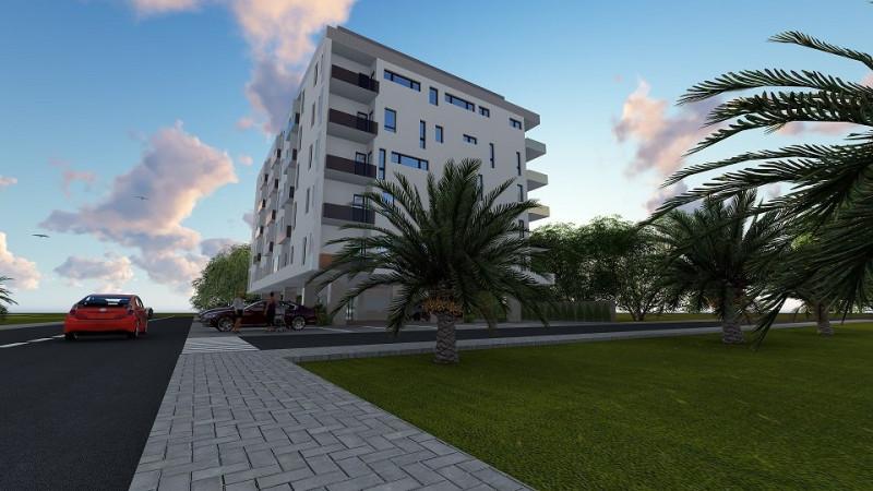 Summer Apartments Eforie Nord-Apartament cu terasa 21 mp