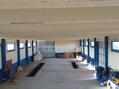 Navodari (Zona Industriala), hala renovata 920 mp., teren 4.950 mp.