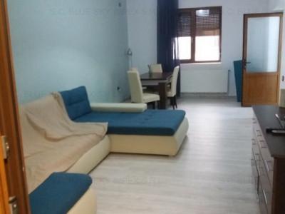 REGIM HOTELIER  60euro/zi -  Apartament 2 camere,100mp,zona Universitate.