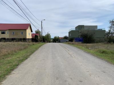 Mamaia Sat, teren 300mp, strada asfaltata