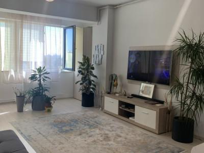 Tomis Nord, apartament mobilat si utilat in bloc nou