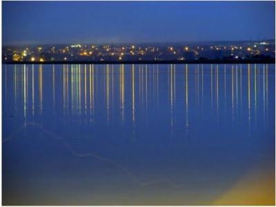 Mamaia Sat, primul rand la lac