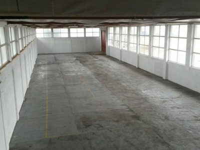 ere ( Varful cu Dor) , hala 680 mp., platforma betonata